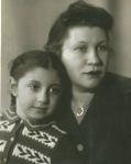 Mom and I, 1957